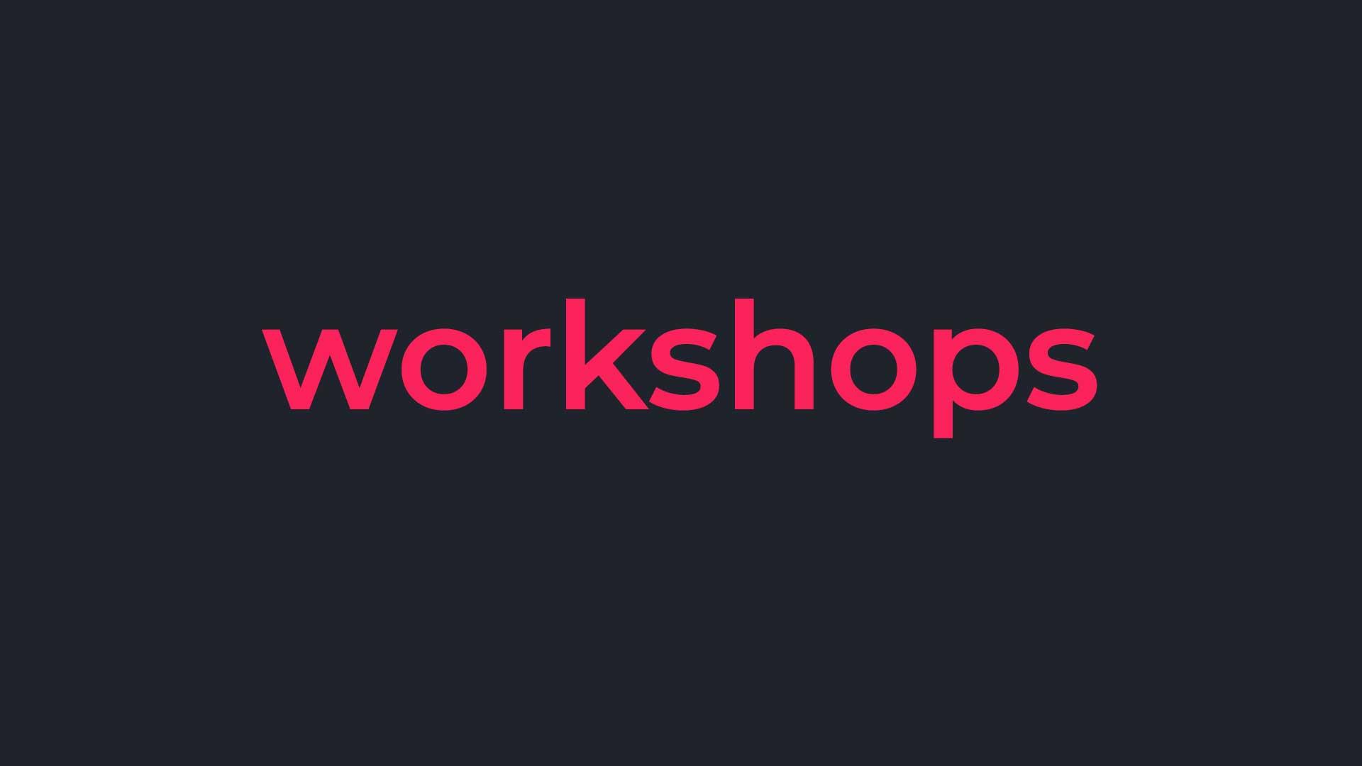 workshops-web-xplosion